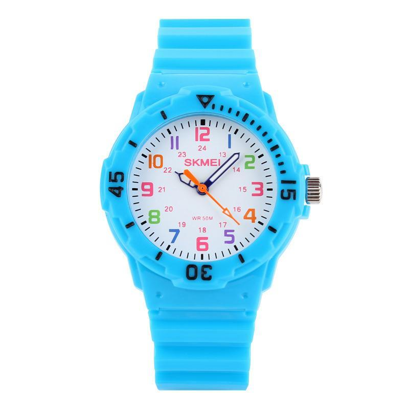 Đồng hồ học sinh dây nhựa cao cấp SKMEI 10KN43 bán chạy