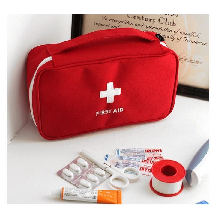Hình ảnh Túi y tế đựng dụng cụ y tế cá nhân phong cách hàn quốc