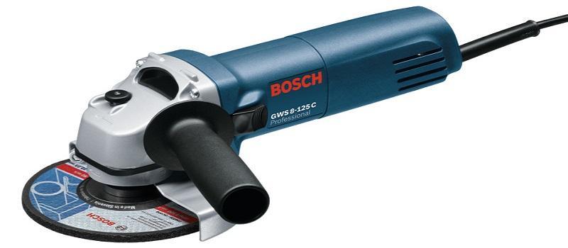 Máy mài góc, GWS 8 -125 C, 0601377760, Bosch
