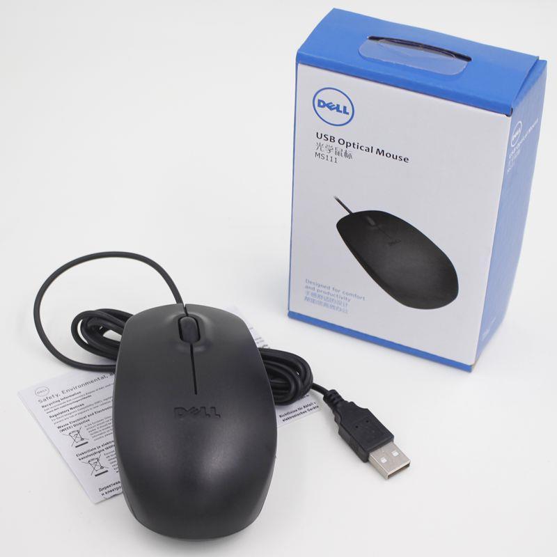 Hình ảnh Chuột Máy Tính Dell MS111 - BẢO HÀNH 1 ĐỔI 1 12 THÁNG