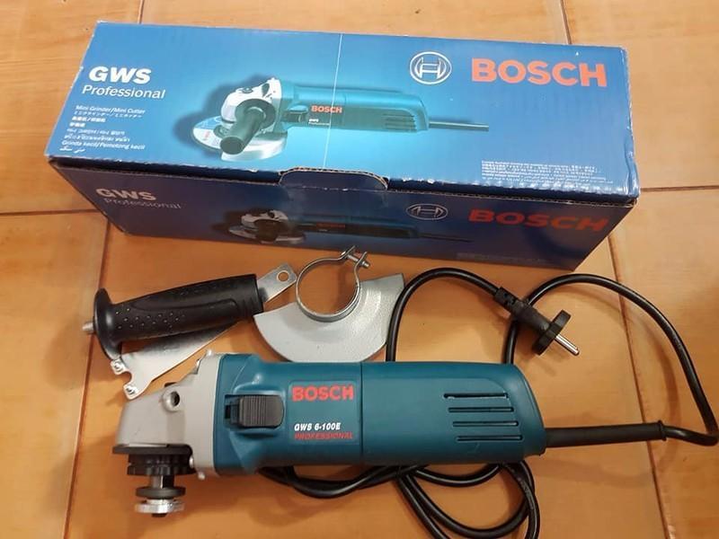 Máy mài Bosch Máy mài góc GWS 6-100