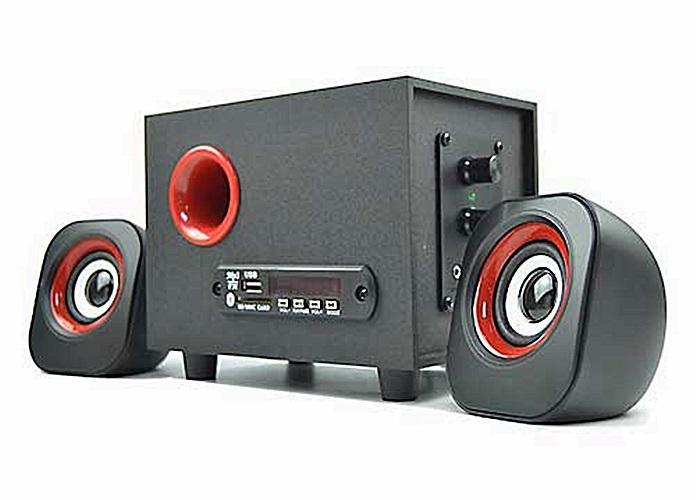 Hình ảnh Bộ loa bluetooth 2.1 âm thanh hay cực đỉnh model 2800U