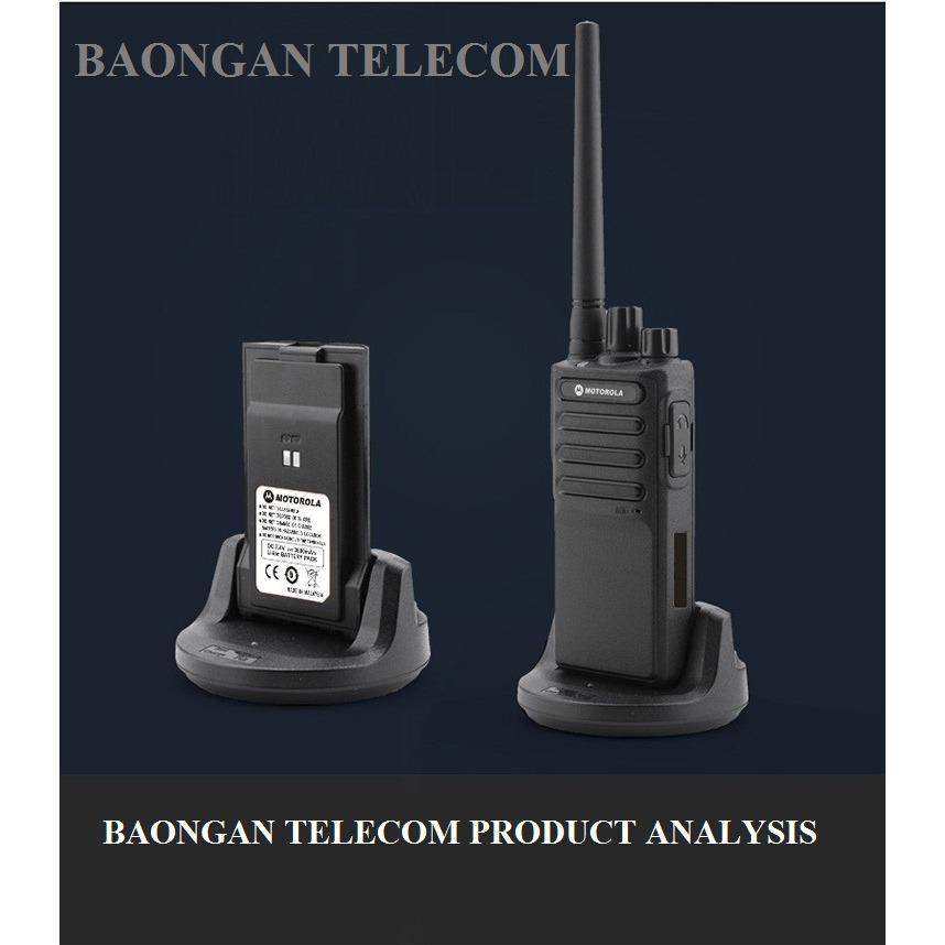 Hình ảnh Bộ 2 Bộ đàm chất lượng cao Motorola CP6688(BN3)+Tặng 02 Tai nghe Theo máy