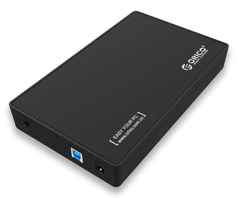 Hình ảnh Hộp đựng ổ cứng HDD BOX Orico 3.5