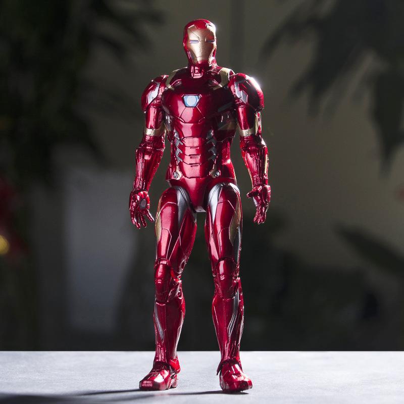 Hình ảnh Mô hình nhân vật Iron man người sắt