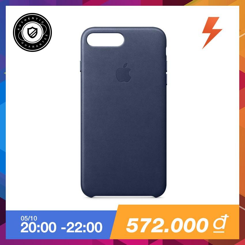 Giá Bán Ốp Lưng Apple Iphone 8 Plus 7 Plus Leather Case Midnight Blue Mới Nhất