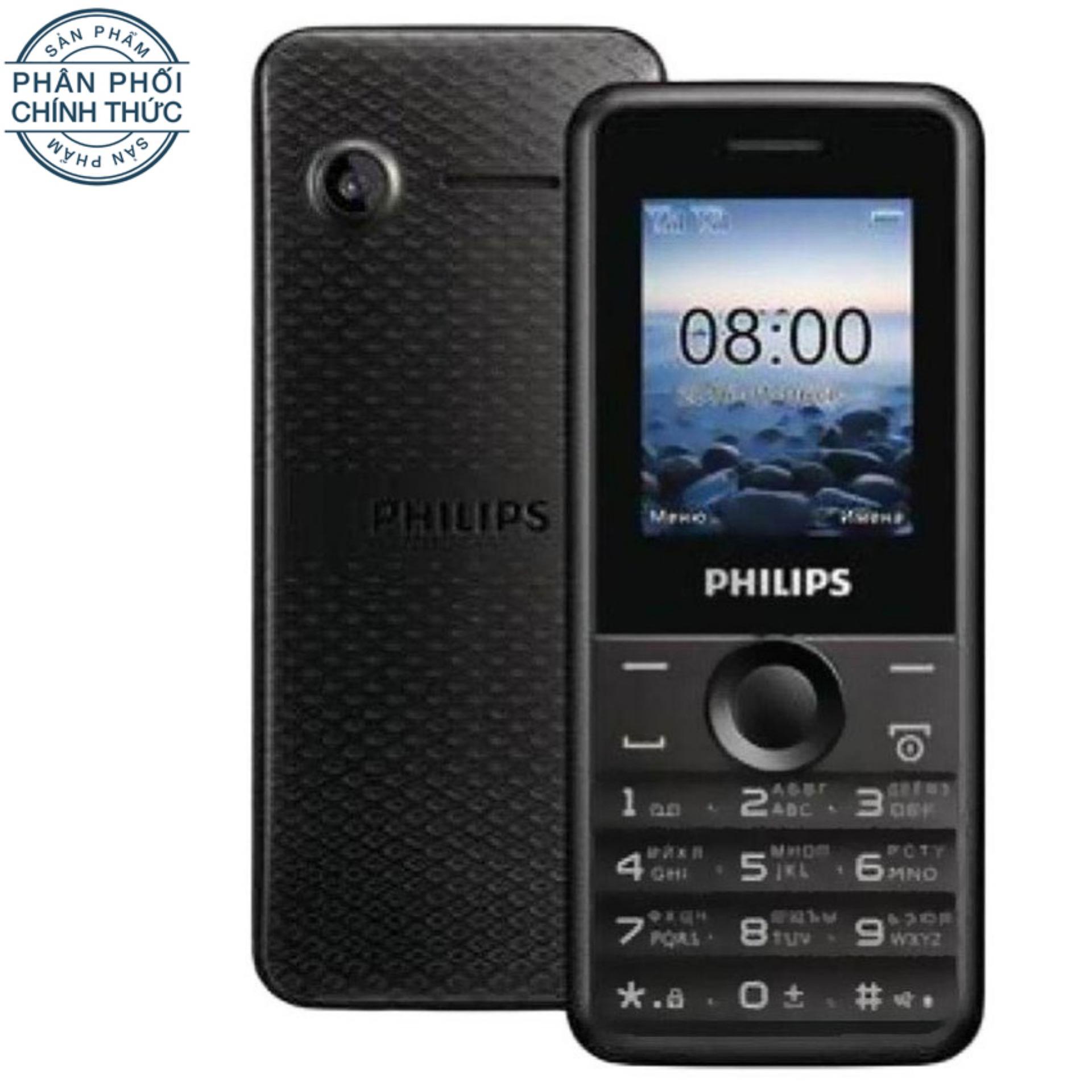 Giá Bán Đtdđ Philips E105 2 Sim Đen Hang Phan Phối Chinh Thức Trực Tuyến Hồ Chí Minh