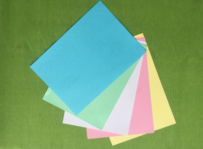 Mua Bộ 50 tờ Giấy bìa cứng màu xanh dương – khổ a4 – giấy đẹp