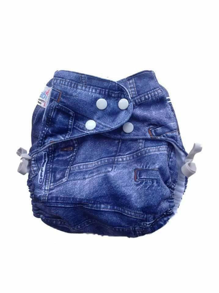Bỉm vải ban đêm Dorabe cho bé từ 3-16kg