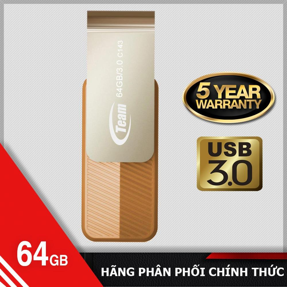 Mua Usb 3 64Gb Team Group Inc C143 Hang Phan Phối Chinh Thức Trực Tuyến Vietnam