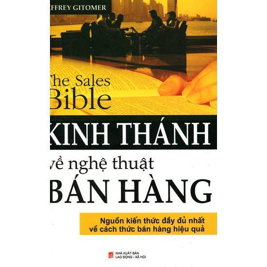 Mua Sách Kinh Thánh Về Nghệ Thuật Bán Hàng