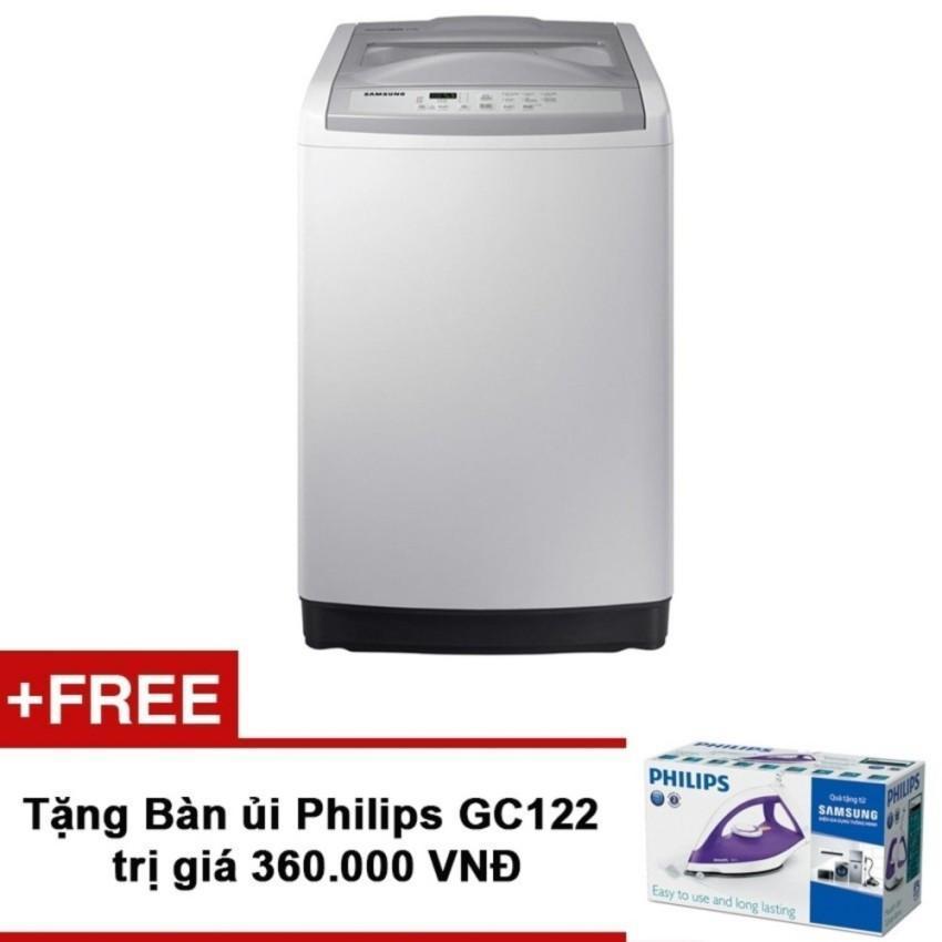 Bán May Giặt Samsung Wa82M5110Sg Sv 8 2Kg Trắng Tặng Ban Ủi Philips Gc122 Trị Gia 360 000 Vnđ Có Thương Hiệu Rẻ