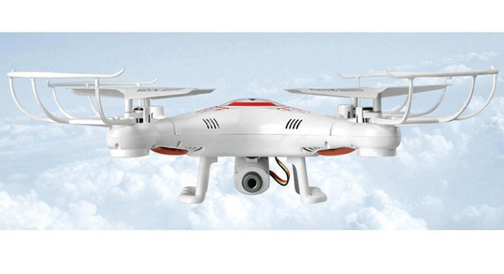 Hình ảnh Flycam X5C-1 Quadcopter 4 kênh điều khiển từ xa phiên bản nâng cấp