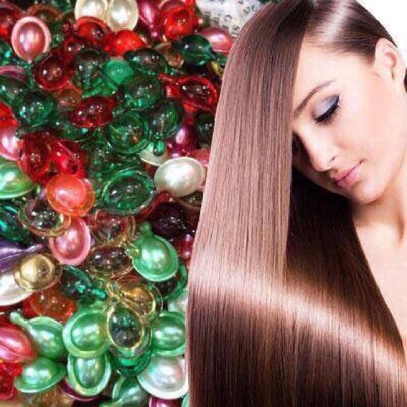 Combo 20 Viên Serum Menas dưỡng tóc thái