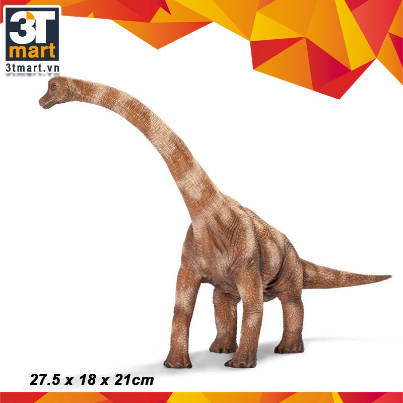 Ôn Tập Khủng Long Cổ Dai Brachiosaurus C Mon Toys 2108