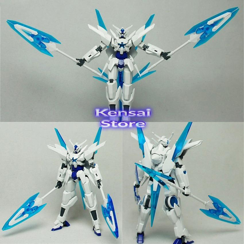 Hình ảnh Robot lắp ráp Bandai High Grade Build Fighters 034 Transient Gundam