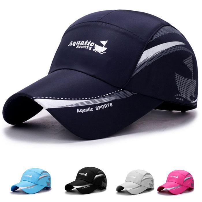 Hình ảnh Nón, mũ lưỡi chai Aquatic Sport dành cho nam nữ thể thao
