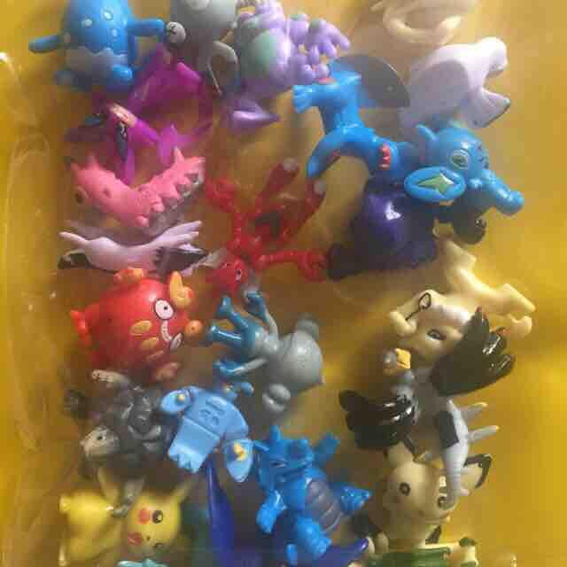 Bịt thú pokemon nhỏ ( 24 con )