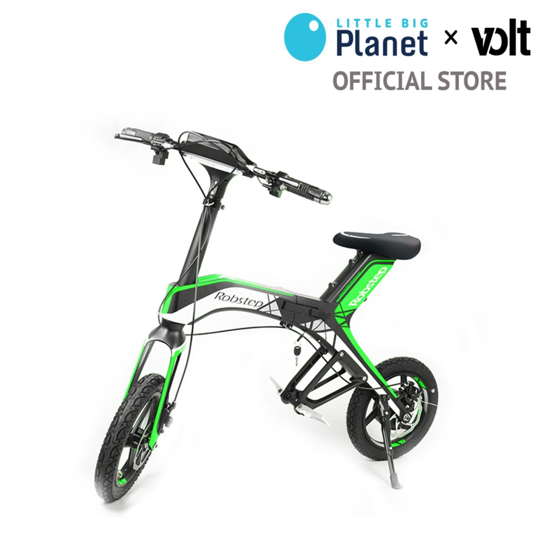 Xe đạp điện ROBSTEP X1 - Hàng Công nghệ Pháp