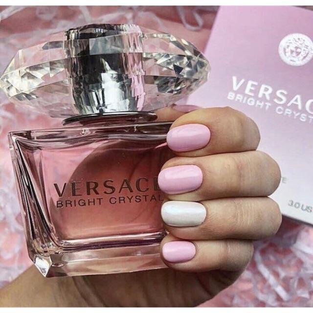 Nước hoa nữ Versace Bright Crystal chiết 10ml/ mini 4ml