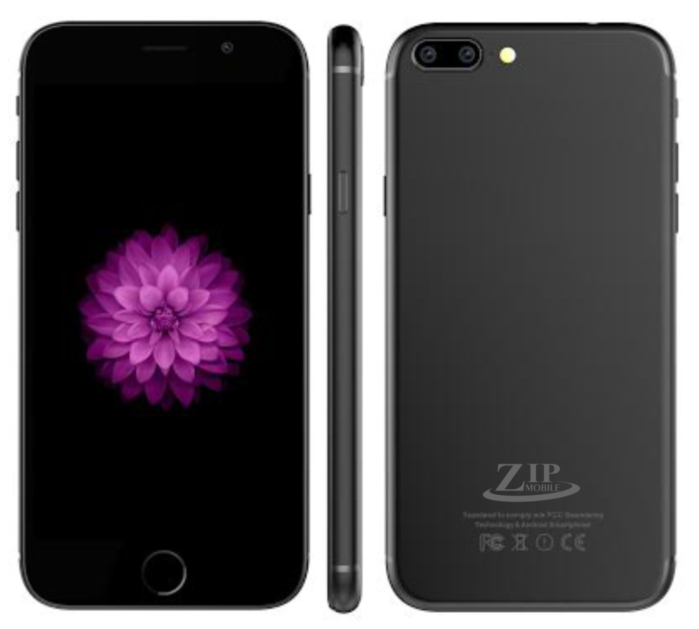 ZIP8 - Màu đen