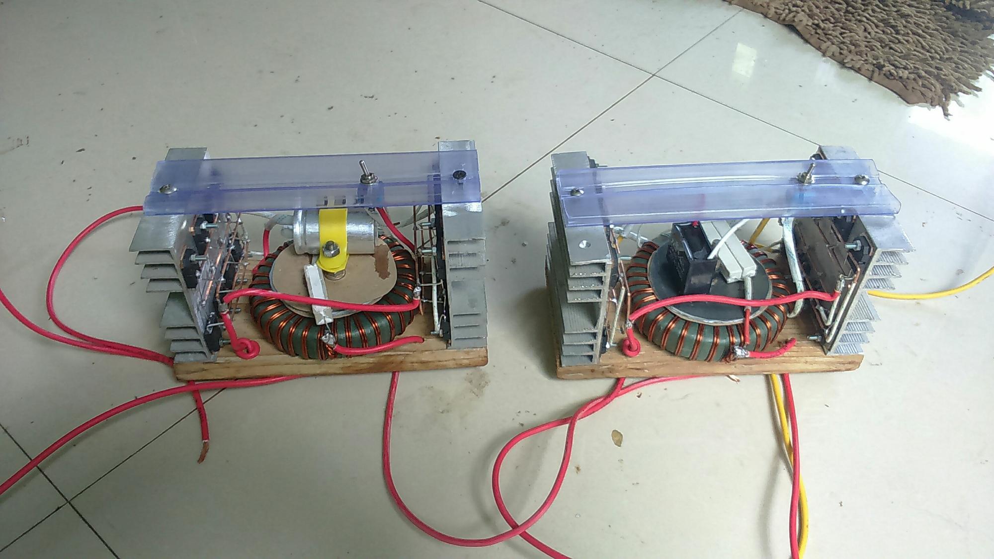 Hình ảnh Máy kích điện nước ngọt lợ