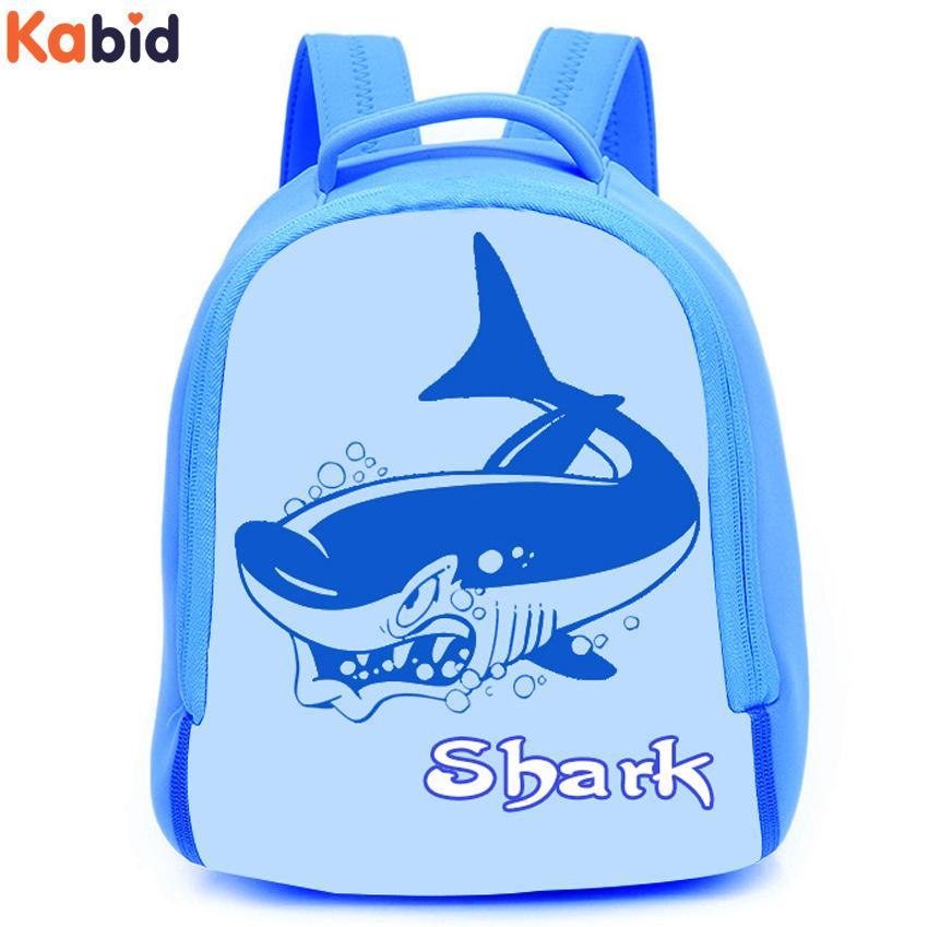 Giá Bán Balo Trẻ Em Sieu Nhẹ Shark Blue Titopcare Trực Tuyến