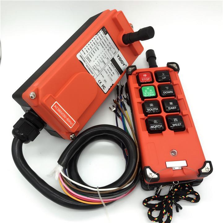 Hình ảnh Bộ điều khiển cần trục F21E1B Bộ điều khiển cẩu trục cầu trục tay cẩu Telecrane