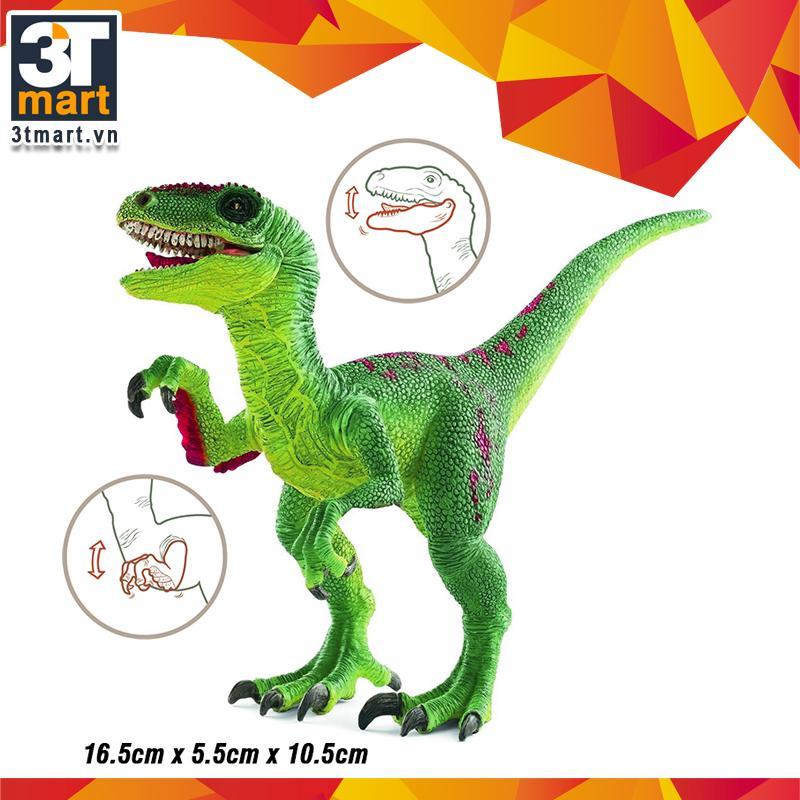 Bán Khủng Long Ăn Thịt Velociraptor C Mon Toys 1106 Nhập Khẩu