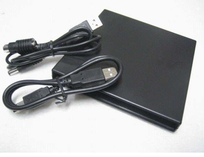 Hộp DVD Di Động Gắn Ngoài Cho Laptop, PC - (CHƯA Bao Gồm Ổ Đĩa DVD)