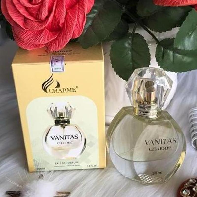 Nước Hoa Nữ Charme Vanitas (30ml) - [CHÍNH HÃNG 100%] - Nuoc Hoa Versace Vanitas Charme