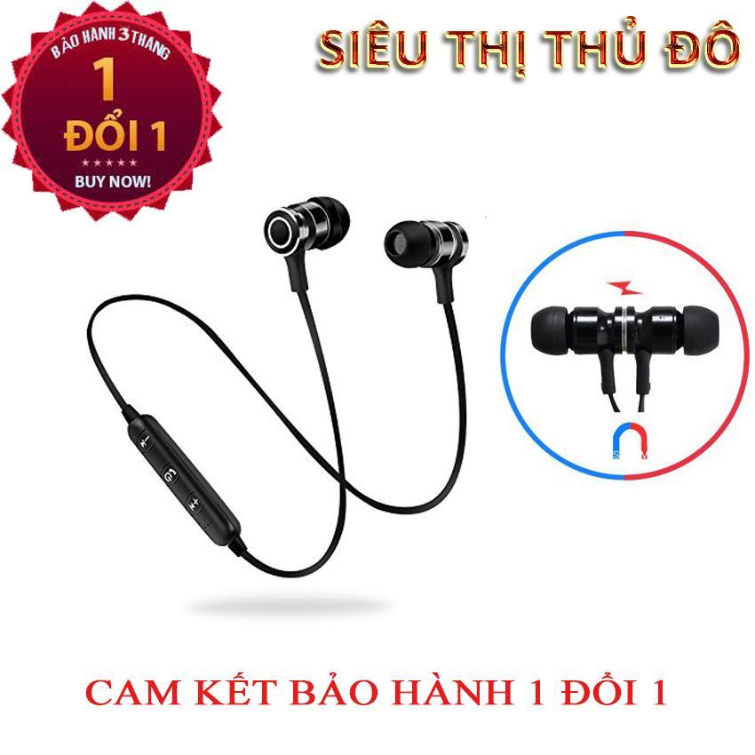 Hình ảnh Tai nghe bluetooth S8 - Tai nghe không dây+ tặng kèm dây sạc