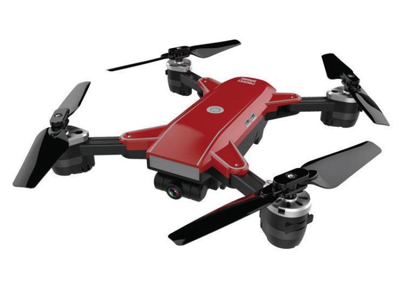 Flycam mini gấp gọn SANJOYO SJY-019 thế hệ mới, quay phim chụp ảnh Full HD 1080p, kết nối Wifi truyền dữ liệu về điện thoại
