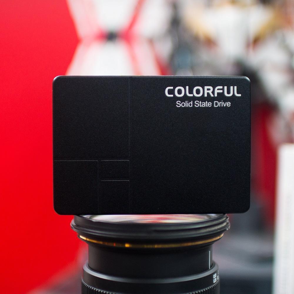 Hình ảnh Ổ cứng SSD Colorful SL300 60Gb 128Gb 160Gb