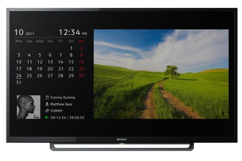 Bảng giá Tivi Sony 32 inch 32R300E, HD Ready, MXR 100Hz