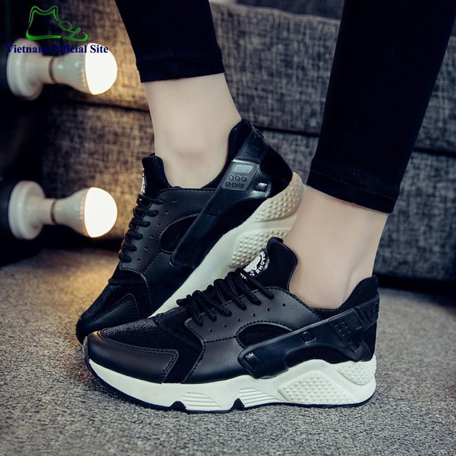 Giày sneaker thể thao nữ LN17B