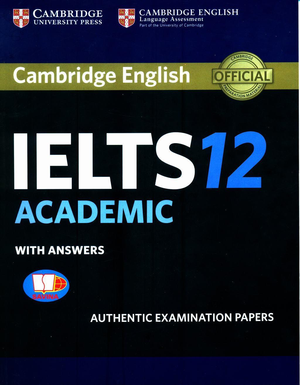 Mua Cambridge IELTS 12 Academic