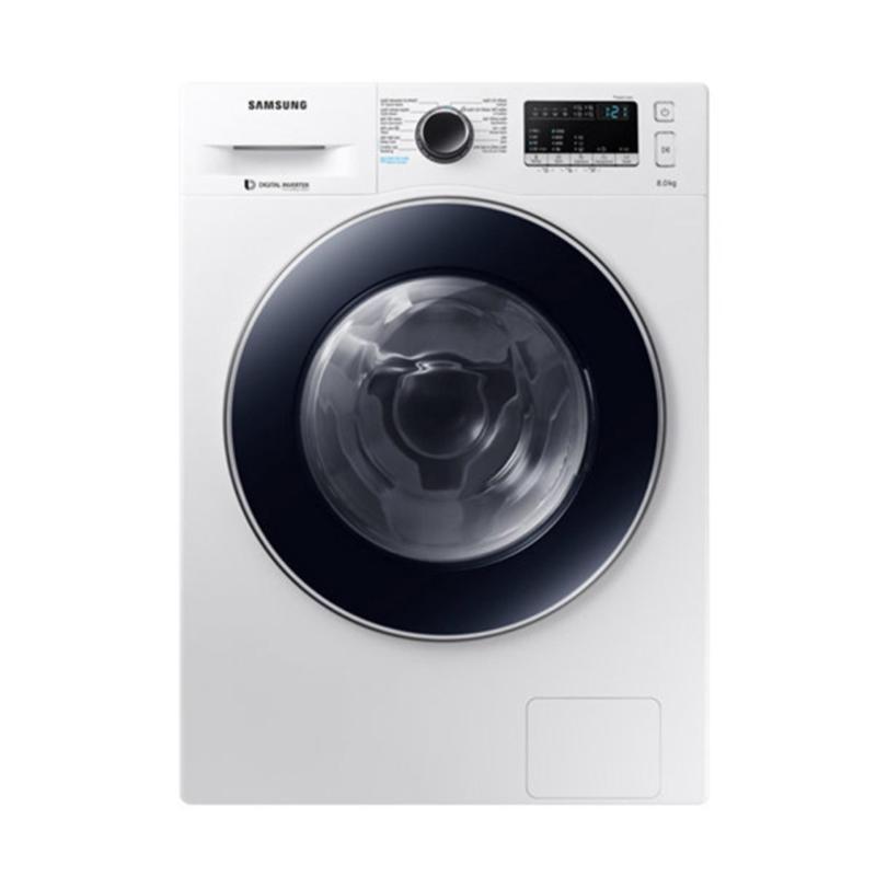 Máy giặt cửa trước AddWash Inverter Samsung WW80J42G0BW/SV 8kg (Trắng)