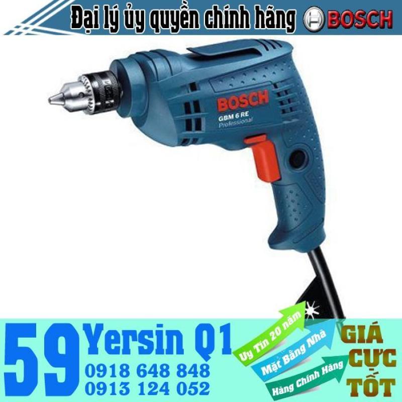 Máy Khoan Sắt Bosch GBM 6RE
