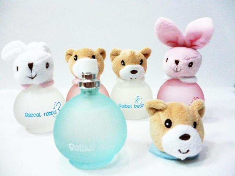 Nước hoa gấu, thỏ