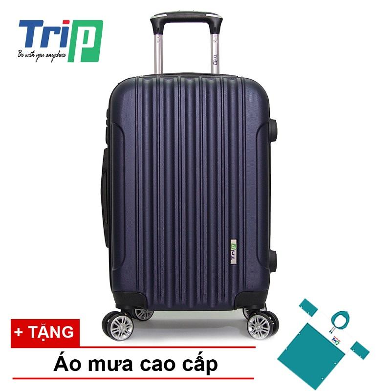 Bán Vali Trip P603 Size 50Cm 20Inch Xanh Đen