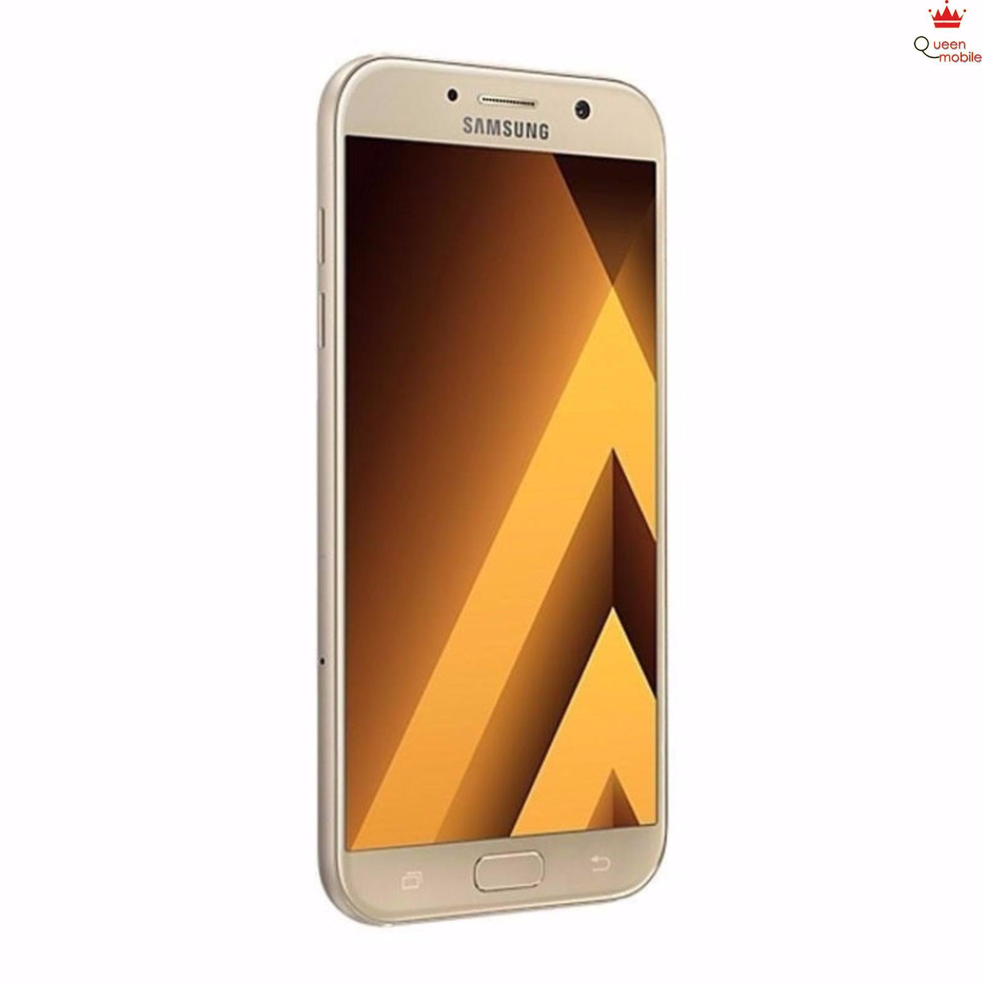 Samsung Galaxy A7 2017 32GB (Vàng) – Review và Đánh giá sản phẩm