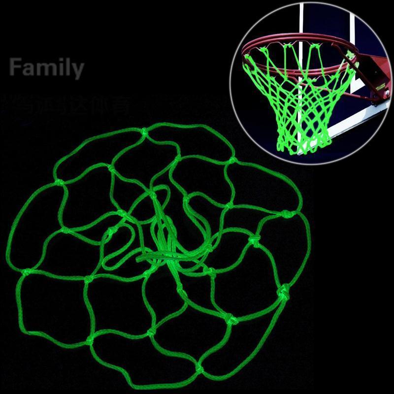 Hình ảnh Big Family:Light Up Basketball Net Basketball Net Fluoresce Replacement Kids Gift - intl