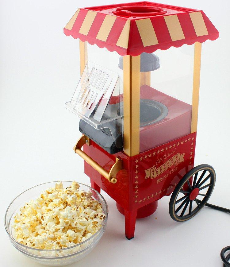máy làm bỏng ngô mini