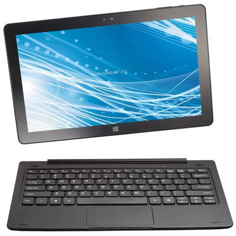Máy tính bảng lai laptop INSIGNIA FLEX 11.6 inch Windows 10 2GB RAM 32GB chip Intel Z8300 1.84GHz