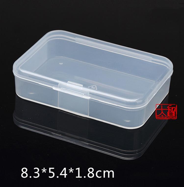 Hộp nhựa đựng đồ đa năng kích thước 8.3 x 5.4 x 1.8 nhập khẩu