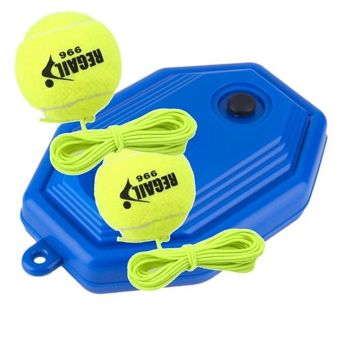 Hình ảnh Set thiết bị tự tập Tennis kèm bóng dự phòng