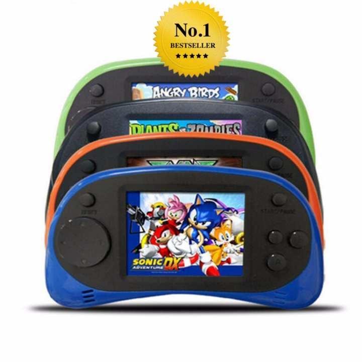Hình ảnh Máy chơi game cầm tay tích hợp 260 games trong một RS-8 RS8