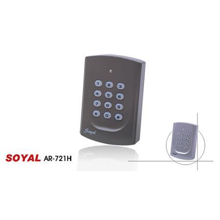 Hình ảnh SOYAL AR-721H Máy chấm công kiểm soát ra vào dùng thẻ từ