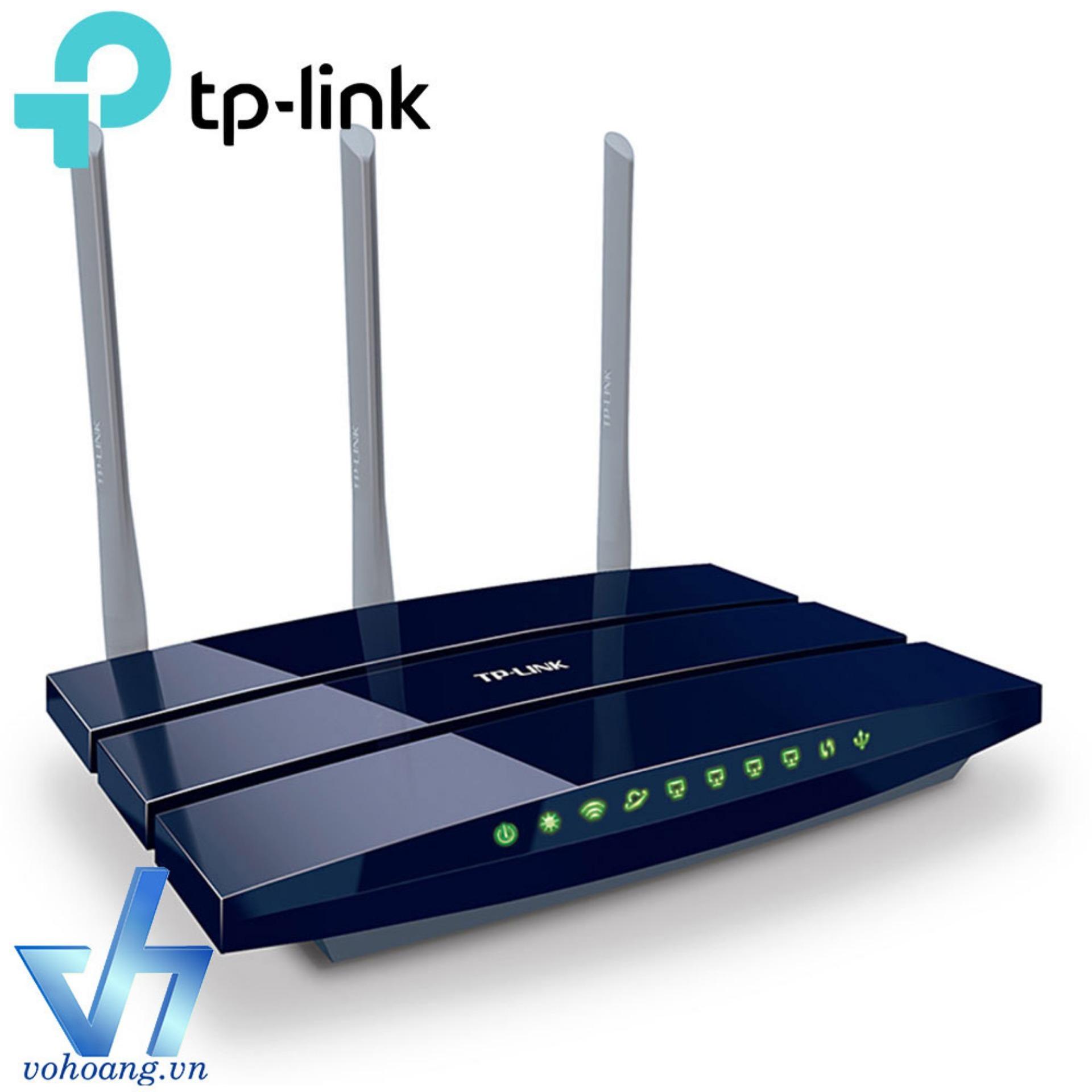 Hình ảnh Bộ phát wifi TP-Link TL-WR1043ND (Xanh Đen)